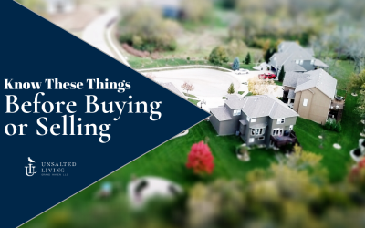 Things You Should Know Before Buying or Selling a Home in West Michigan